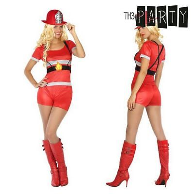 Costume per Adulti Th3 Party Pompiere donna