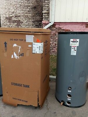 NEW RHEEM-RUUD ST120 Commercial Storage Tank, 115 Gallons