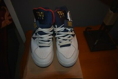 Nike 310095 Team 180 Air Barkley Mid 5 Olympic Dream 100 10 Shoes Force Size N8PXOn0wk