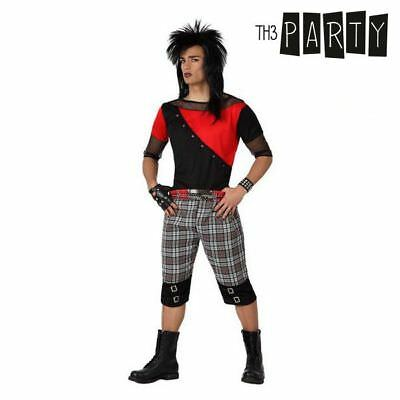 Costume per Adulti Th3 Party Punk