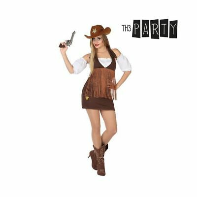 Costume per Adulti Th3 Party Cowboy donna