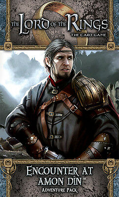 the Lord of the Rings LCG - Encounter at Amon Din Adventure Pack