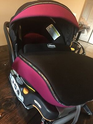 Chicco Keyfit 30 Zip Infant Car Seat And Base