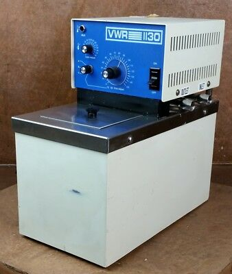 VWR / Poly Science Heated Benchtop Laboratory Water Bath * 115 V * 3 L * Tested