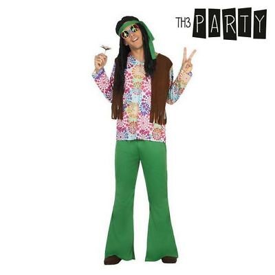 Costume per Adulti Th3 Party Hippie