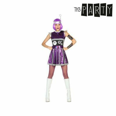 Costume per Adulti Th3 Party Robot