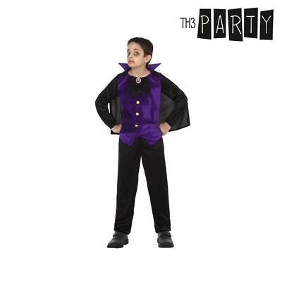 Costume per Bambini Th3 Party Vampiro Porpora