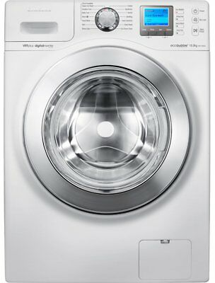 Sale Samsung WF1104XAC 10kg Front Load Washing Machine Bubble Wash