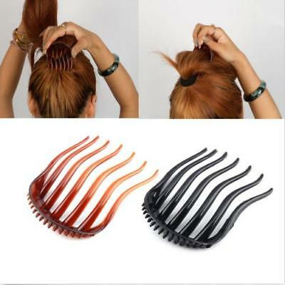 Fashion Women Hair Styling Clip Hair Accessory Comb Tool