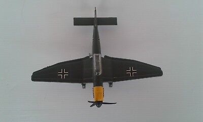 Dinky 721 Junkers JU87B Aircraft  with bomb.
