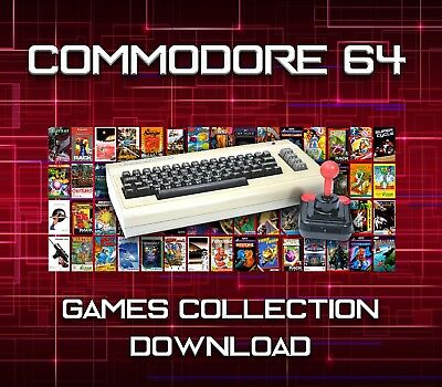 Commodore 64 10,000+ Games Emulator Download - Windows, Mac, Linux, Android