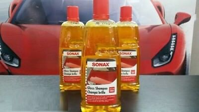 Sonax Gloss Shampoo Concentrate Cleaning Power Manual Vehicle Wash Universal