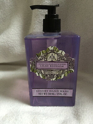 AAA The Somerset Toiletry Company  LILAC BLOSSOM Luxury Hand Wash 500ml