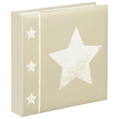(TG. 22.20  x  22.70  x  05.00 cm) Hama Skies Beige photo album - photo albums (