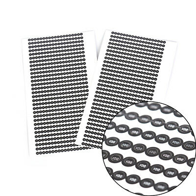 1000Pcs Void Security Labels Removed Tamper Evident Stickers Warranty Supply LTC
