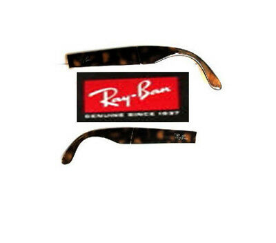 Ray Ban replacement temples 4105 side arms Havana Tartarugato Folding 54