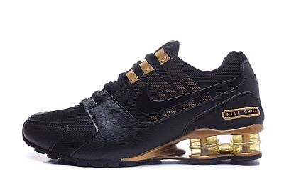 Nike Shox |N| Trainers 100% Leather/Textile (air max, free, thea,tavas, roshe)
