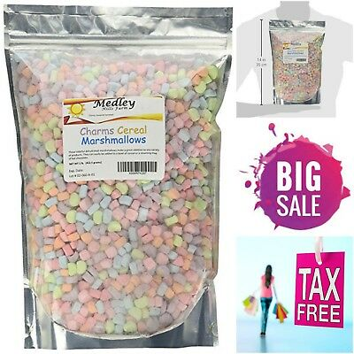 Megically Delicious Cereal Marshmallows 1lb Lucky Charms Dehydrated Marshmellows