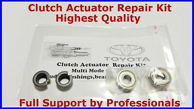 Toyota Clutch Actuator Repair Kit Teflon Bushing Bearing Shaft Spec Grease P0810