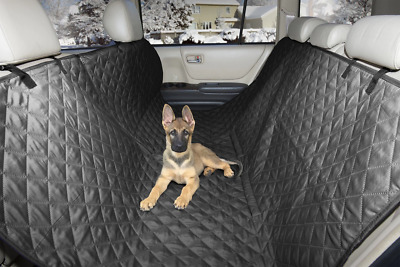 Heavy Duty Quilted Pet Hammock Seat Cover  For FIAT 500 2008 ON