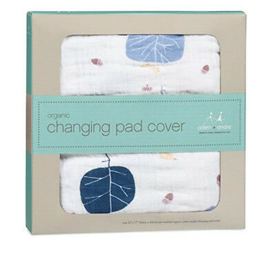 aden + anais Organic Changing Pad Cover, Into The Woods
