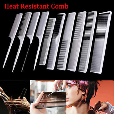 Professional Combs Hairdressing Brush Haircut Hair Salon Styling Barber Comb Kit