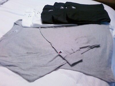 Mens Champion Tees Large - Lot of 6 - New!
