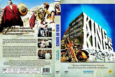 King Of Kings,1961 (DVD,All,Sealed,New)