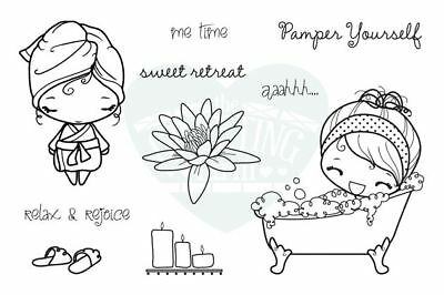 Me time anya the greeting farm cling mount rubber stamp stamping me time anya the greeting farm cling mount rubber stamp stamping craft retired m4hsunfo