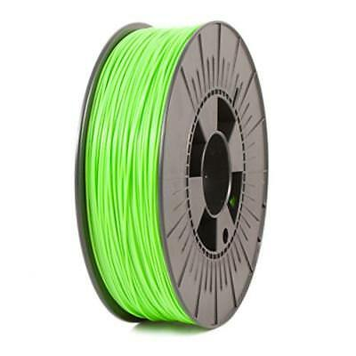 Ice Filaments ICEFIL1ABS083 Filamento ABS 1.75mm, 0.75kg, Verde Fluorescente - N
