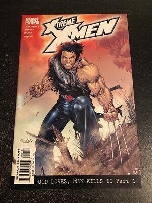 X-treme X-men#25 Incredible Condition 9.0(2003) Larroca Cover!!