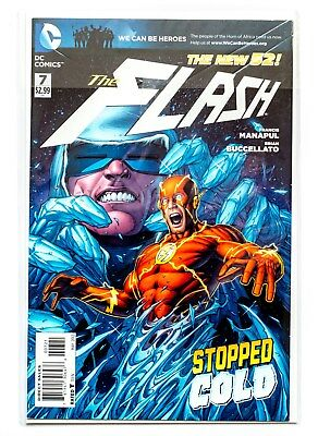 The Flash #7 : Variant Cover