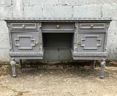 Stunning, French, Antique, Dressing Table, Vintage, Rare, Original
