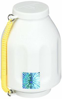 NEW Smoke Buddy Mega Personal Air Purifier Cleaner Filter Removes Odor WHITE