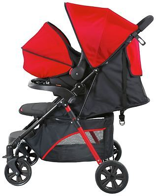 FISHER PRICE TRAVEL SYSTEM 2 in1 PUSHCHAIR/STROLLER & CAR SEAT CARRIER BRAND NEW