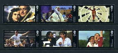 GREAT BRITAIN   MH   3290a 3293a   British Films    HK643