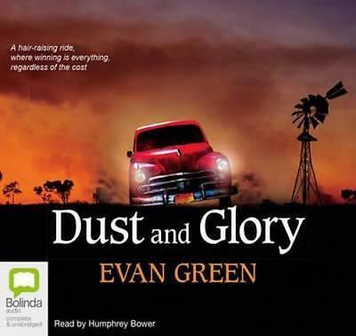 NEW Dust And Glory By Evan Green Audio CD Free Shipping