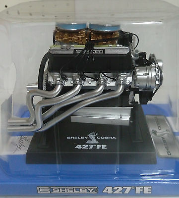Liberty Classics 1/6 Shelby Cobra 427 FE Engine and Transmission #84427