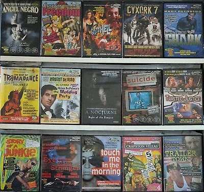 Wholesale Lot 30 New DVD From TROMA Comedy Drama Horror Action Sci Fi