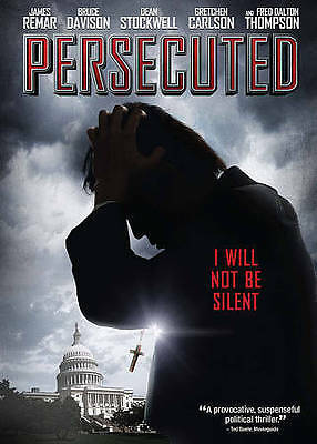 Persecuted (DVD, 2014)