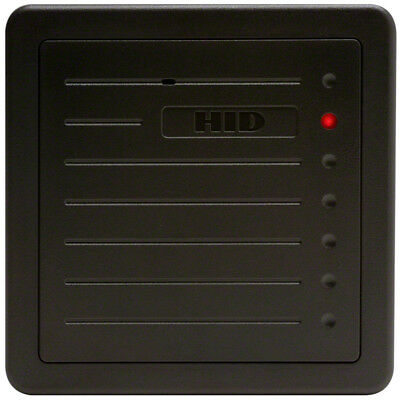 HID 5352 Proximity Reader ProxPro; 125 kHz Wall Switch; With RS232 Serial Output