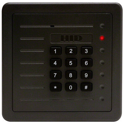 HID 5355Key Proximity Reader ProxPro; 125 kHz; Wall Switch; Keypad; Wiegand