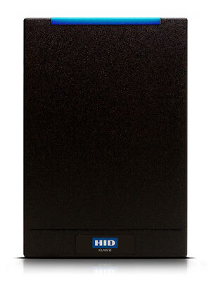 HID 920PNN Multi Class Reader SE RP40 Wall Switch Reader; SIO & SEOS; Standard