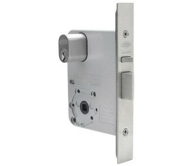 Assa Abloy Lockwood PD-3572SC Primary Mortice Lock 60mm Backset; Synergy