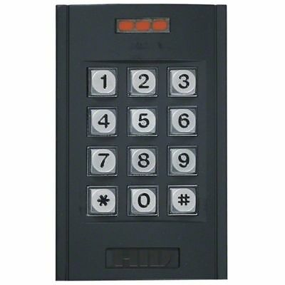 HID IND-FP506 Indala Reader Membrane Keypad; 3x4 Matrix; PIN / Prox; Weigand