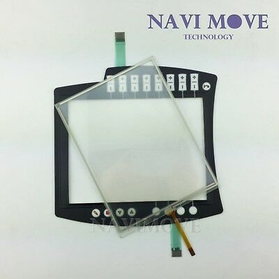New Membrane Keypad + touch glass panel For KUKA teach pendant KRC4 00-168-334