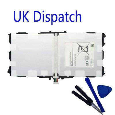 "Battery for SAMSUNG GALAXY NOTE 10.1"" SM-P600 SM-P601 SM-T520 SM-T525 SM-P605 UK"