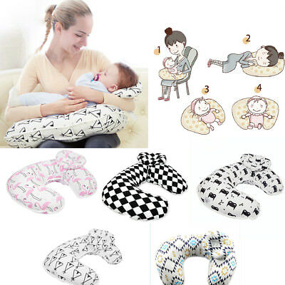 Maternity Breast Feeding U Shaped Pillow Pregnancy Nursing Baby Support Lots