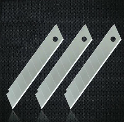 Reserve Spare 10Pcs Tool replacement Blade Adjustable Lot Cutter knife New
