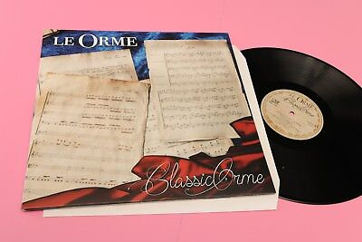 Le Orme Lp Classic Orme Numerate Edition Solo 999 Copie Ex+ !!!!!!!!!!!!! Gatefo